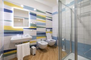 A bathroom at Viaparsano
