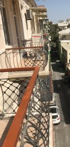 Uma varanda ou terraço em Baku City Center