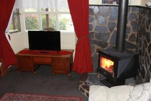 A television and/or entertainment center at Ayers Burra