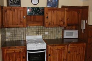 A kitchen or kitchenette at Ayers Burra