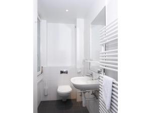 Ein Badezimmer in der Unterkunft Hotel Marthahaus