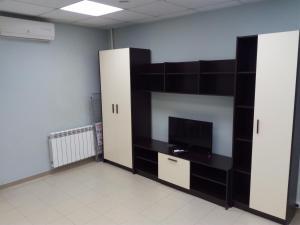 Телевизор и/или развлекательный центр в Apartament on Lenina 37