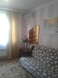 Гостиная зона в Apartment on Parallelnaya