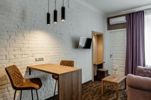 Гостиная зона в Florinn Hotel
