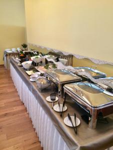 Maistas viešbutyje arba netoliese