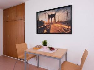 TV/Unterhaltungsangebot in der Unterkunft Abendrot Appartement