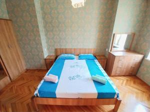 Cama ou camas em um quarto em Apartment perfect view F1 and Sea