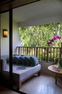 A seating area at Hyatt Regency Bali