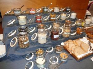 Breakfast options available to guests at BIO Hotel - Hotel Quinta da Serra