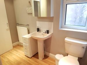 A bathroom at 504 Wilmslow Road