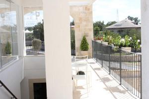 Balcone o terrazza di Casal del Vico