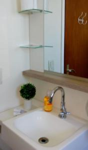 A bathroom at Apartamento Dona Raquel