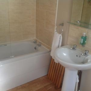 A bathroom at Woodvale