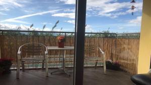 Uma varanda ou terraço em Magic Island Apartment