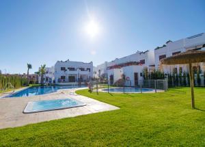 Het zwembad bij of vlak bij Mar de Pulpí Costa de Almeria Mar Holidays