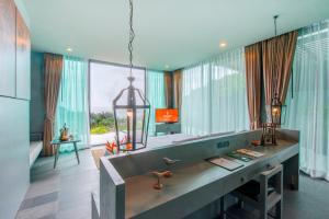 Ванная комната в Sunsuri Phuket