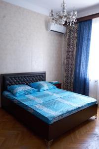 Cama ou camas em um quarto em F.Amirov