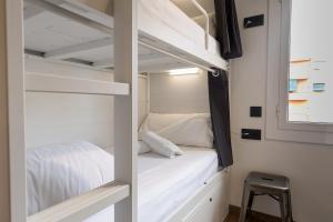 Litera o literas de una habitación en Airhostel Barcelona Airport 24h