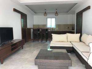 Гостиная зона в Phalarn Inn Resort