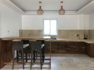 Кухня или мини-кухня в Phalarn Inn Resort
