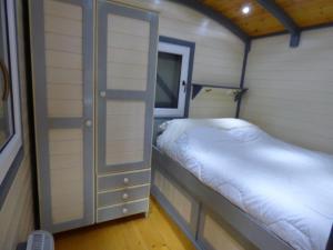 Un ou plusieurs lits dans un hébergement de l'établissement Le 7 Mas Provençal