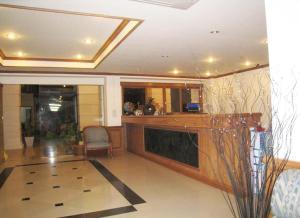 The lobby or reception area at Rafael Hotel and Mansion Bangkok