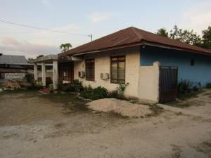 The building in which the homestay is located