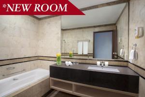 A bathroom at Somerset Grand Citra Jakarta