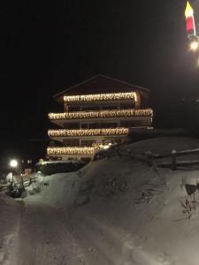 Appartement in 1700m mit Traumblick im Winter