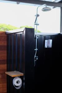 Ein Badezimmer in der Unterkunft Bike Sleep Repeat Hostel