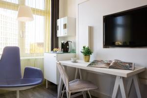 TV/Unterhaltungsangebot in der Unterkunft Hotel Indigo Berlin – Ku'damm