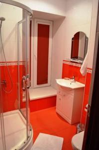 Ванная комната в Мини-отель «АНИ»