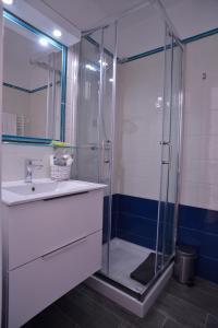 A bathroom at Livia B&B - Trastevere