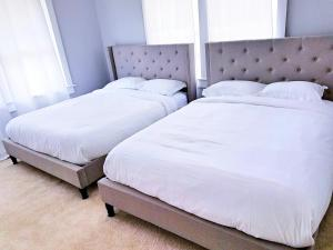 A bed or beds in a room at Casa Paradiso