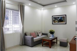 A seating area at ISTAY Hotel Apartment 2