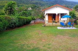 Сад в Casa De Bella