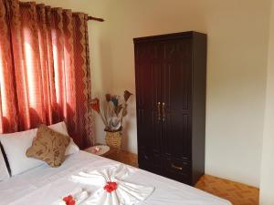 Кровать или кровати в номере Casa De Bella