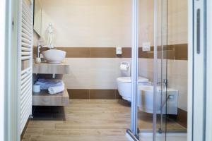 Ванная комната в Park Hotel Zanzanù