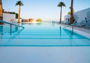 The swimming pool at or near Sentido Benalmadena Beach