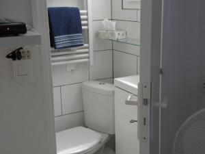 Ein Badezimmer in der Unterkunft Villa Ingrid