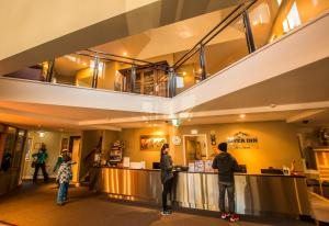 Guests staying at The River Inn Thredbo