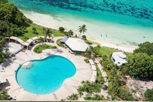 A bird's-eye view of Pacific Star Resort & Spa