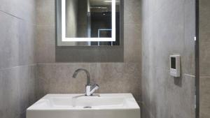 A bathroom at Tall Trees