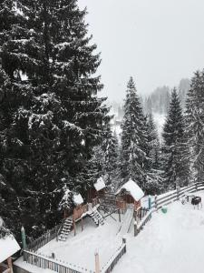 Hotel Bugel during the winter