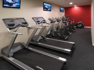 The fitness center and/or fitness facilities at Atlantis Hotel Melbourne