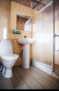 Ванная комната в Suvorov's Apartment