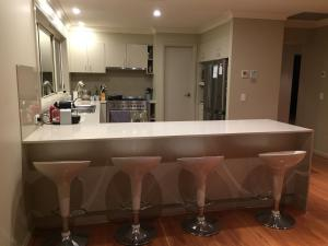 A kitchen or kitchenette at Country Respite