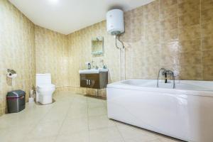 A bathroom at Juta Guest House