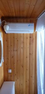 Ванная комната в Апартаменты на Подгорной 49