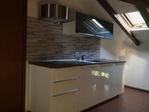 Cucina o angolo cottura di Villa Donatella
